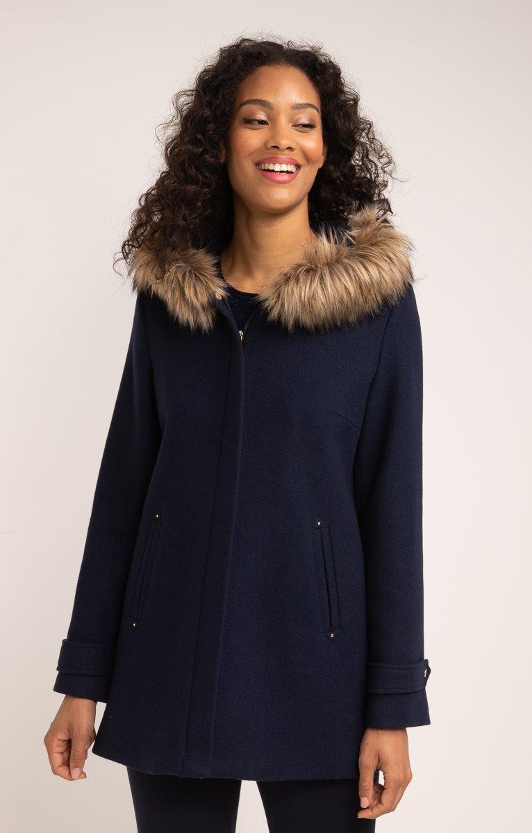 Manteau esprit Duffle
