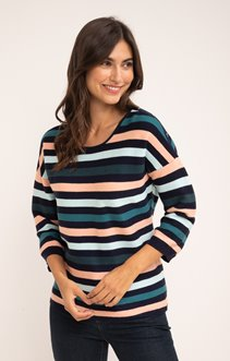 PULL LOW ARMHOLE RAYE ALL OVER