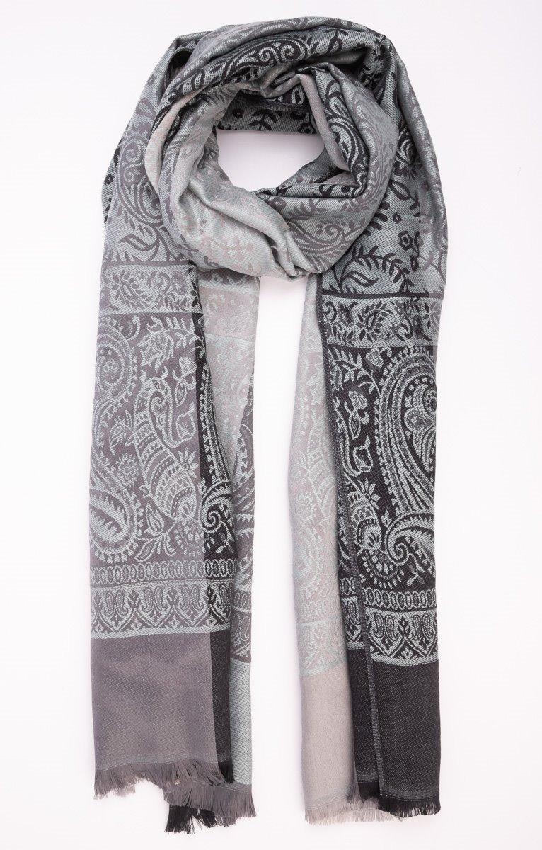 foulard jacquard
