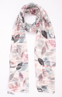 petit foulard bande satin