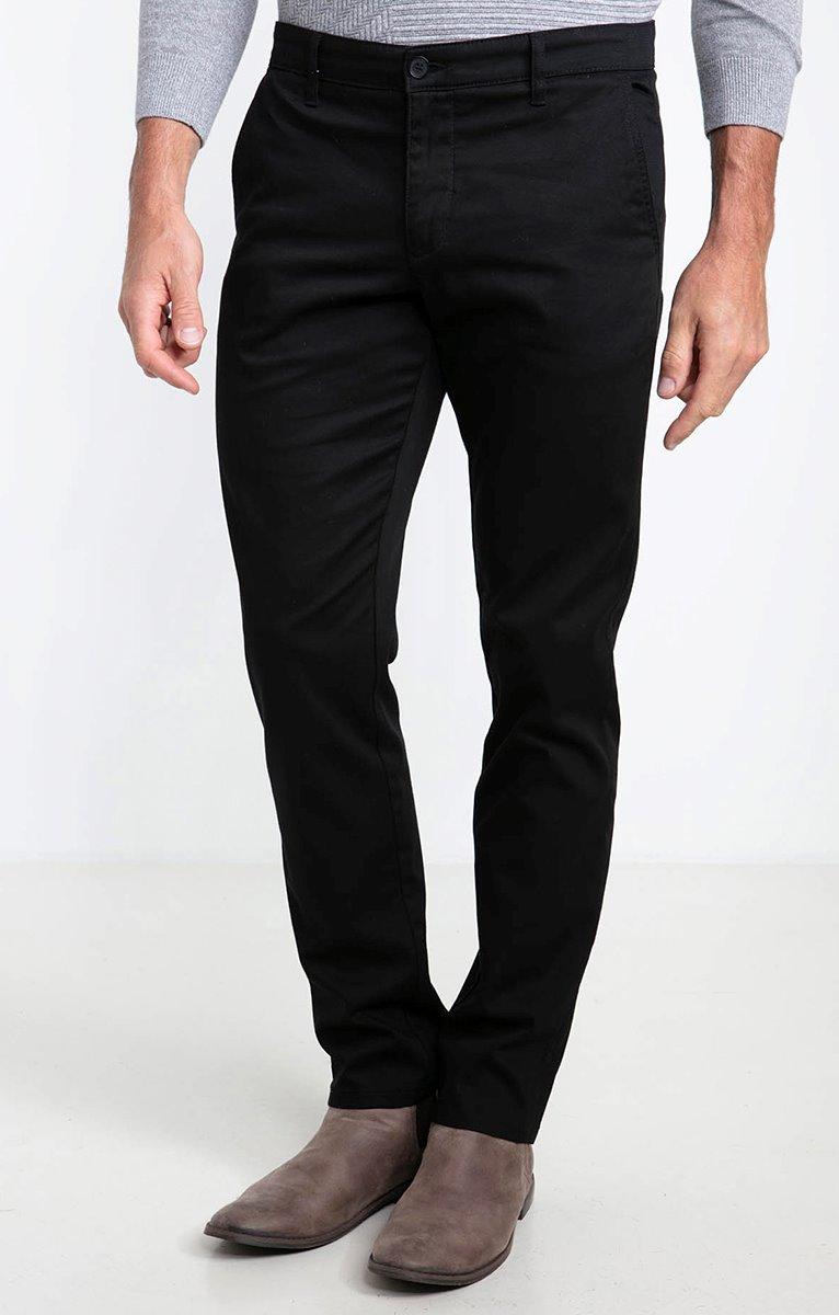 Pantalon Chino Faconne