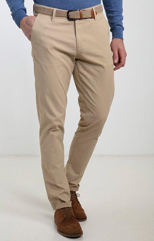Pantalon Chino Marius+Belt