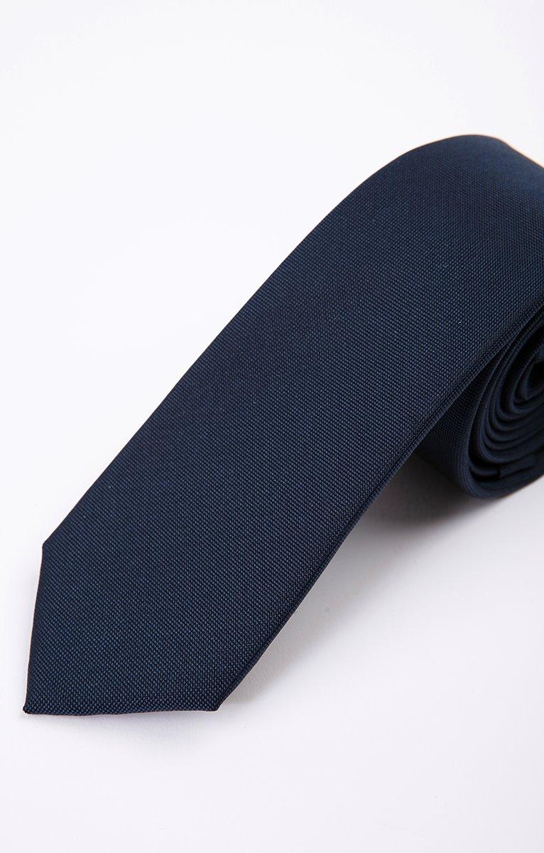 Cravate FIL A FIL unie
