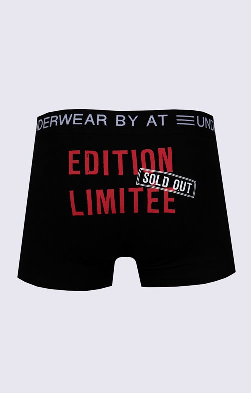 Boxer sold out