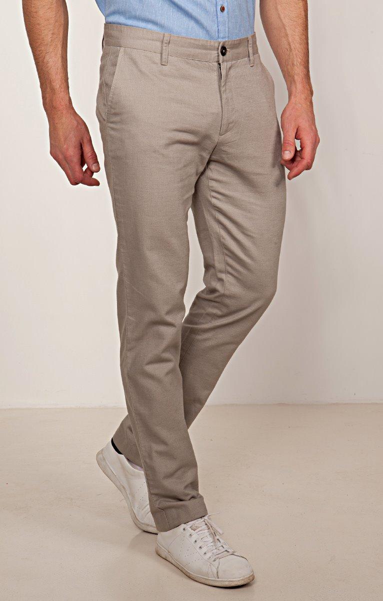 Pantalon chino coupe régular