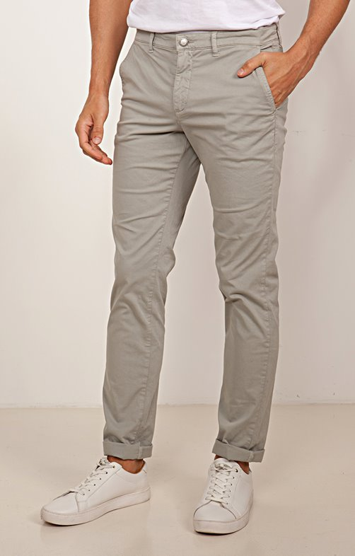 39ba2b53238 Pantalon chino Couleur