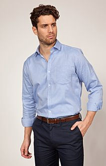 CHEMISE MANCHES LONGUES FACONNEE