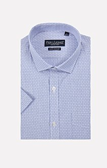CHEMISE MANCHES COURTES RAYURES