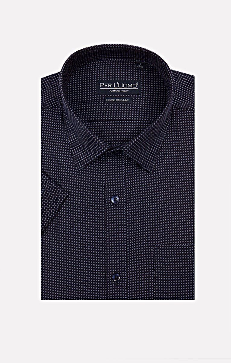 Chemise manches courtes regular
